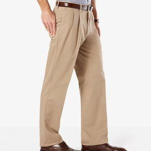 Dockers Men's Pleated Classic Pant, 36X31